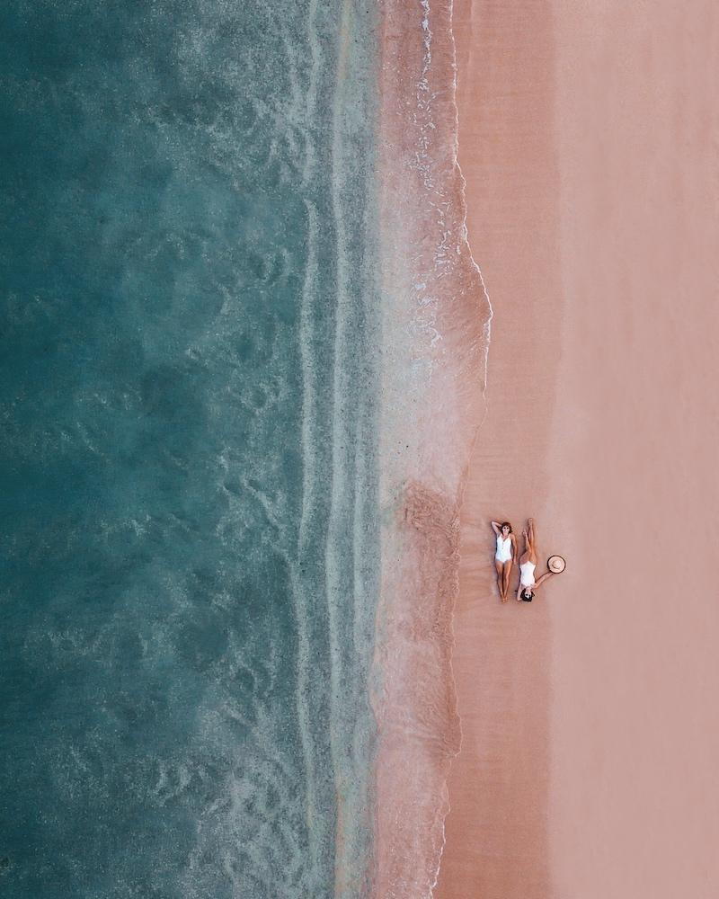 Saint Lucia Reduit Beach