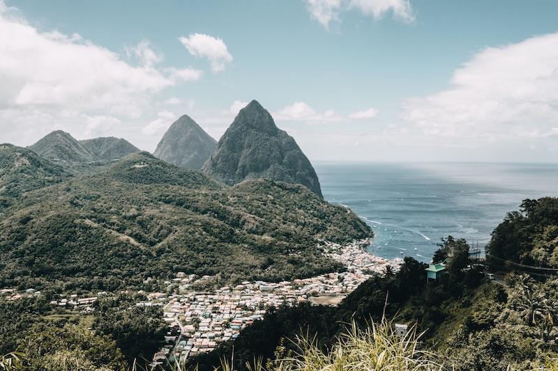 Saint Lucia Reisezeit