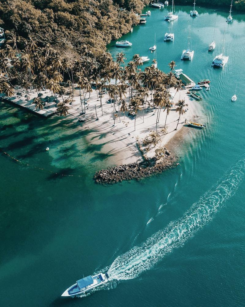 Saint Lucia Tipps