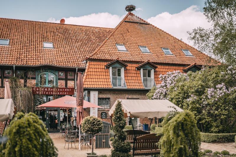 Usedom Gutshof Mellenthin