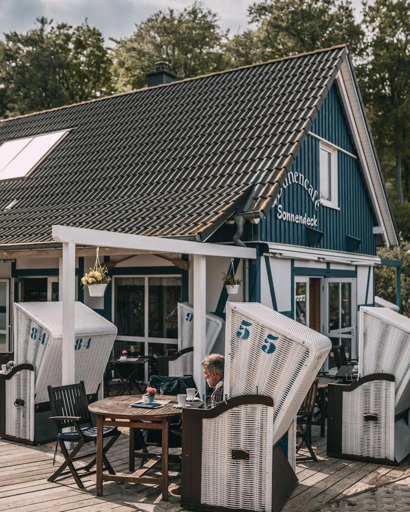 Usedom Ückeritz Dünencafe