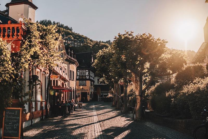 Cochem Altstadt