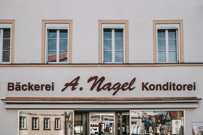 Forchheim Bäckerei Nagel