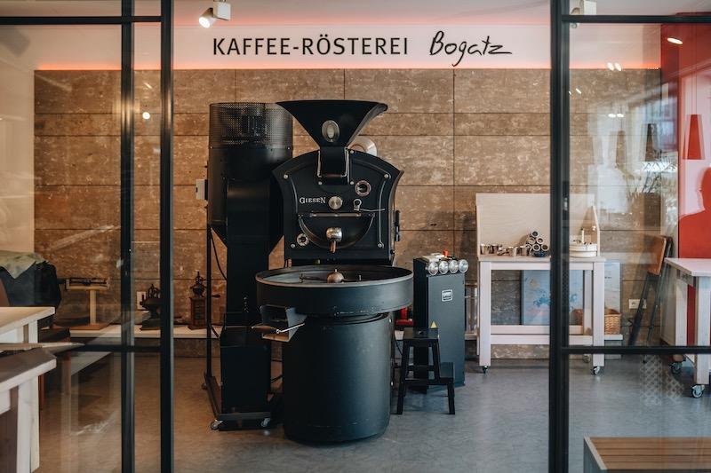 Forchheim Kaffee Bogatz