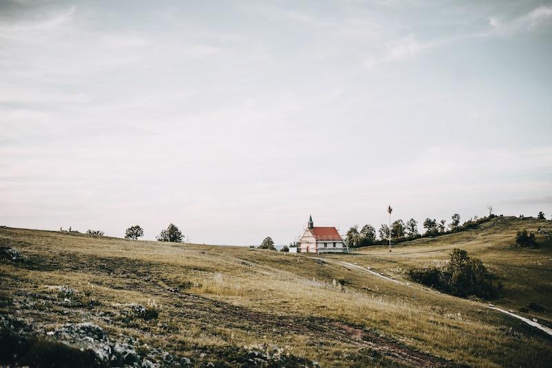 Forchheim Walberla Kapelle