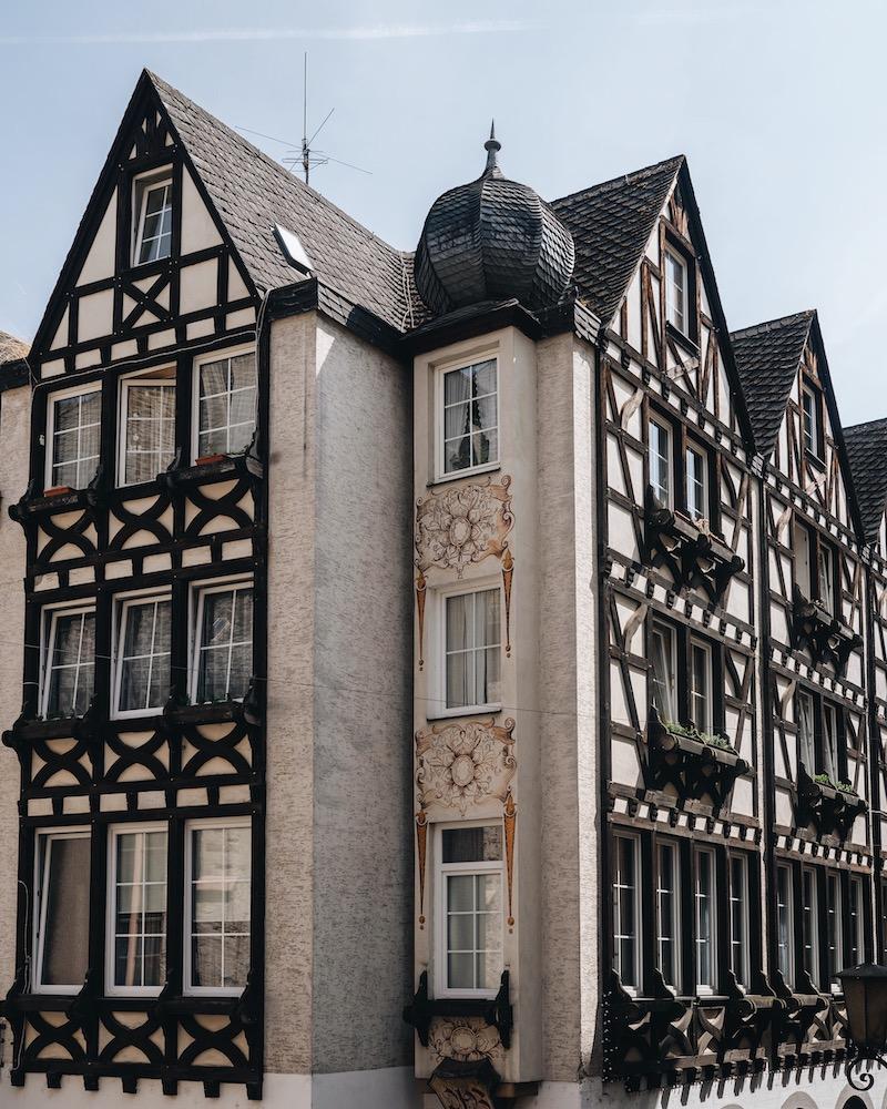 Cochem Fachwerkhaus