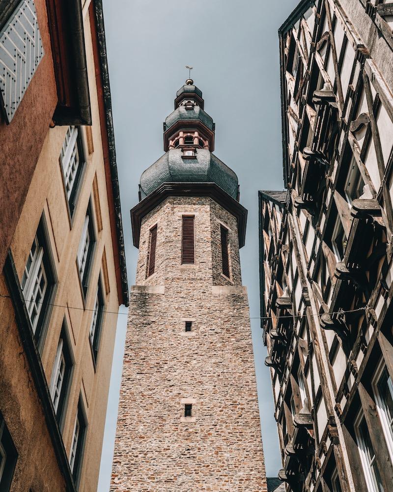 Cochem Kirchturm