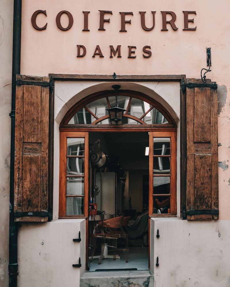 Lausanne Coiffure Dames