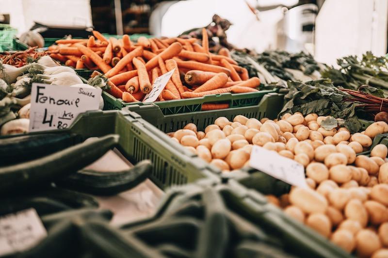 Lausanne Farmers Market