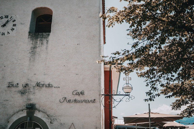 Lausanne Grandvaux Tout un Monde