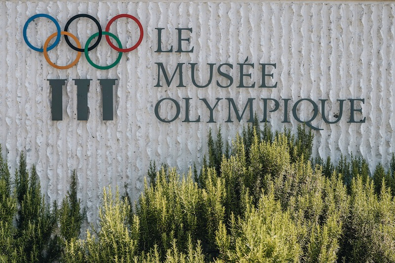 Lausanne Olympisches Museum