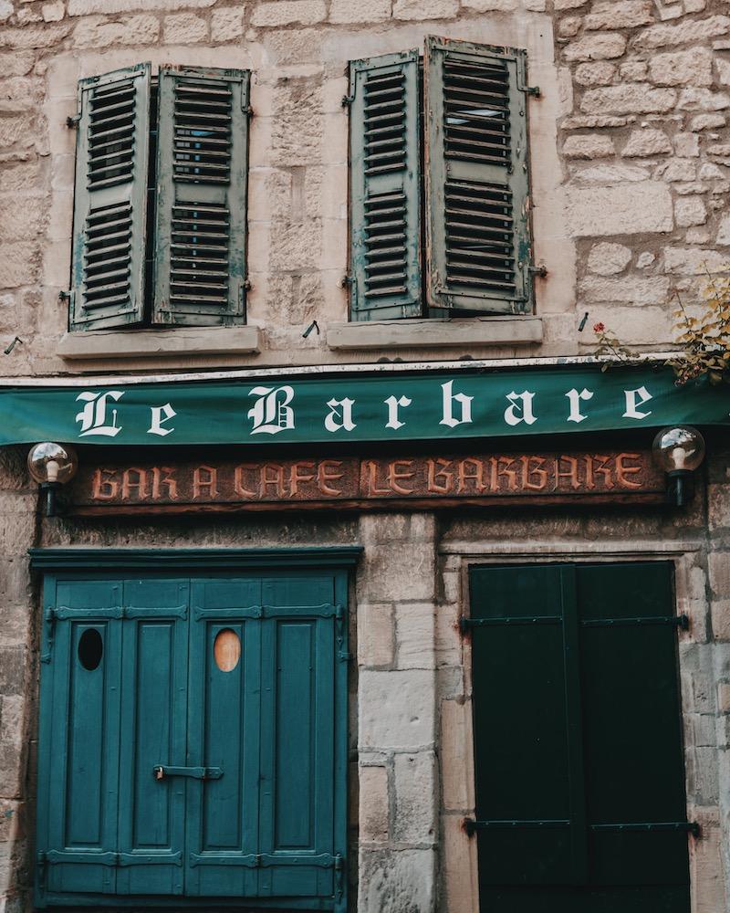Lausanne The Barbare