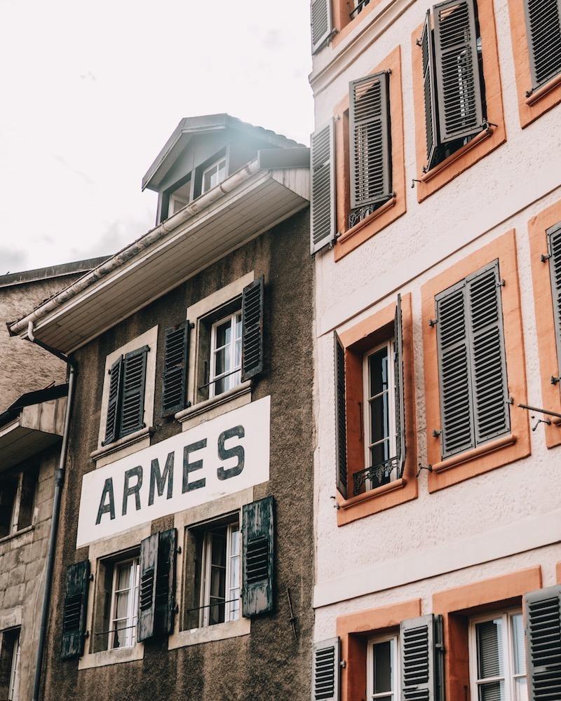 Lausanne Tipps
