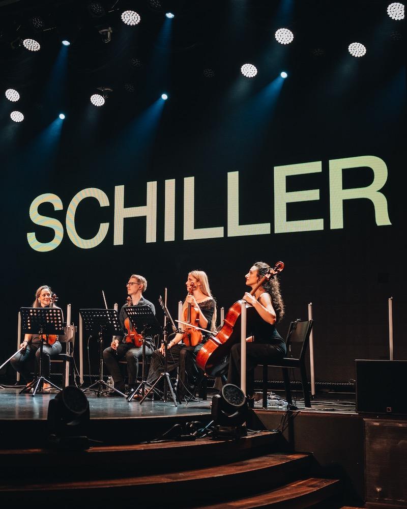 Schiller Kreuzfahrt Europa 2