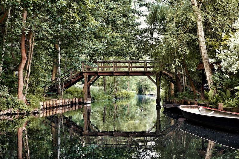 Urlaub in Deutschland Spreewald