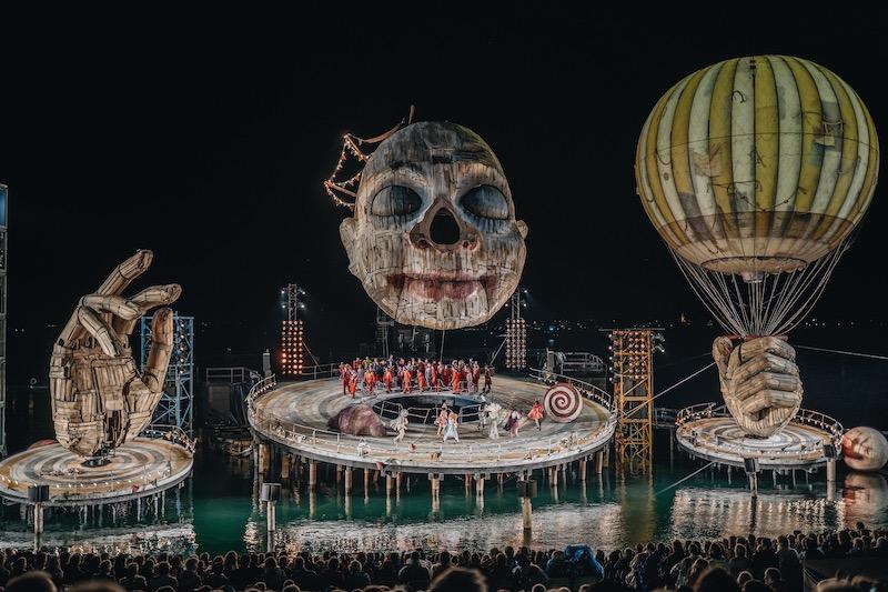 Bregenz Bregenzer Festspiele Rigoletto