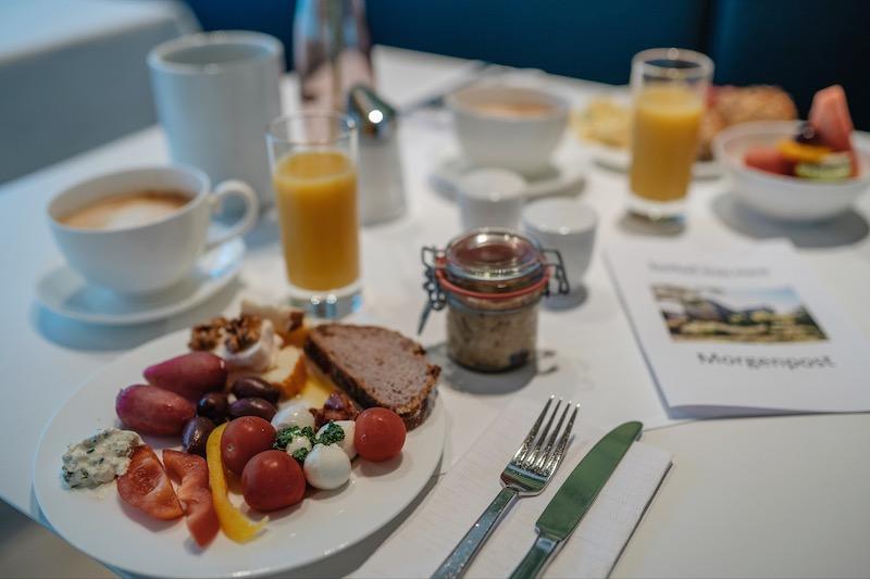 Bregenz Hotel am See Frühstück