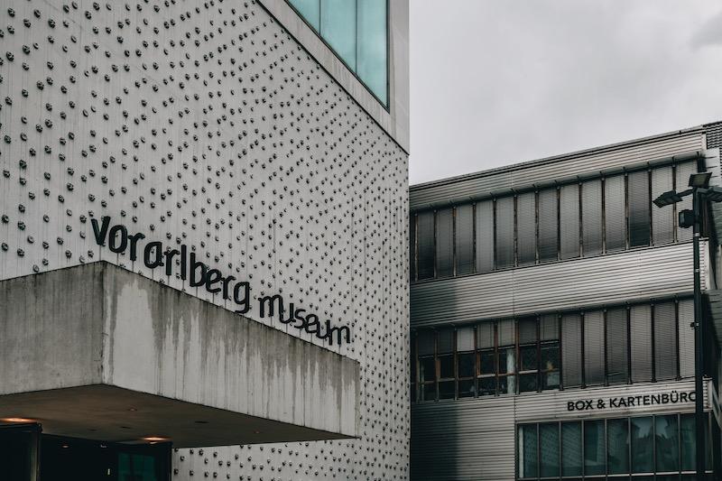 Bregenz Vorarlberg Museum