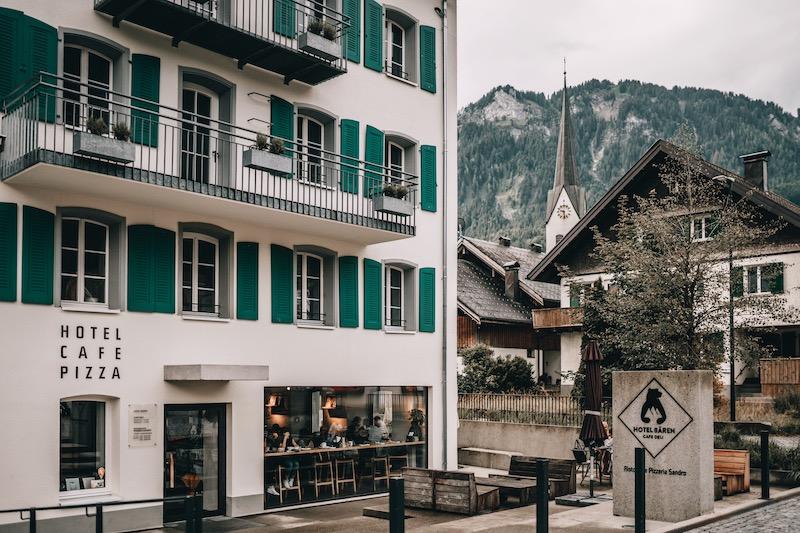 Bregenzerwald Hotel Bären