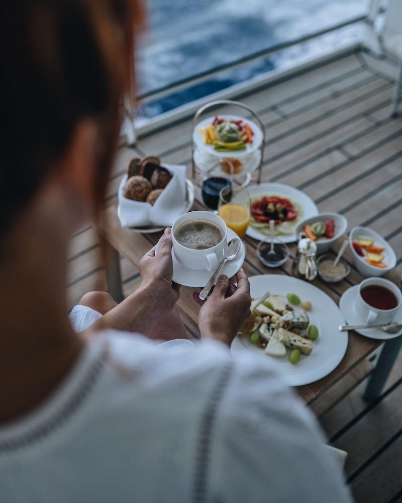 EUROPA 2 Frühstück Suite