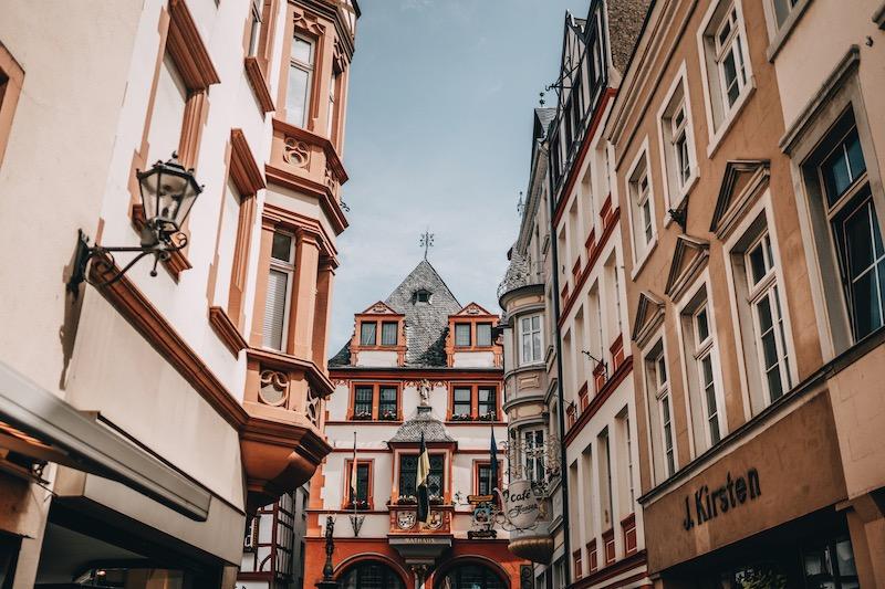 Mosel Urlaub Bernkastel-Kues