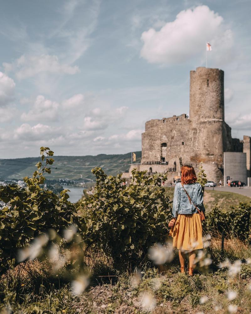 Mosel Urlaub Burg Landshut