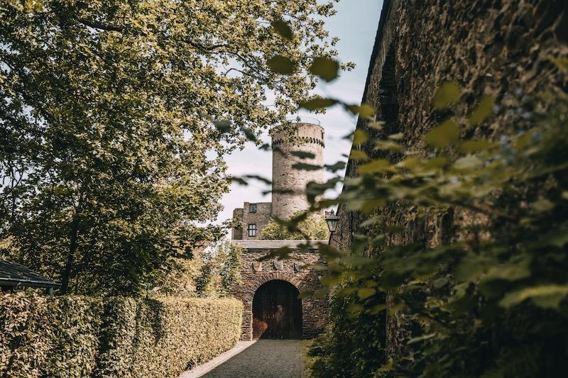 Mosel Urlaub Burg Pyrmont