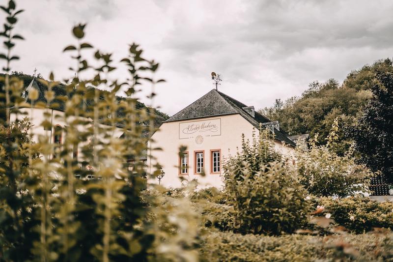 Mosel Urlaub Kloster Machern