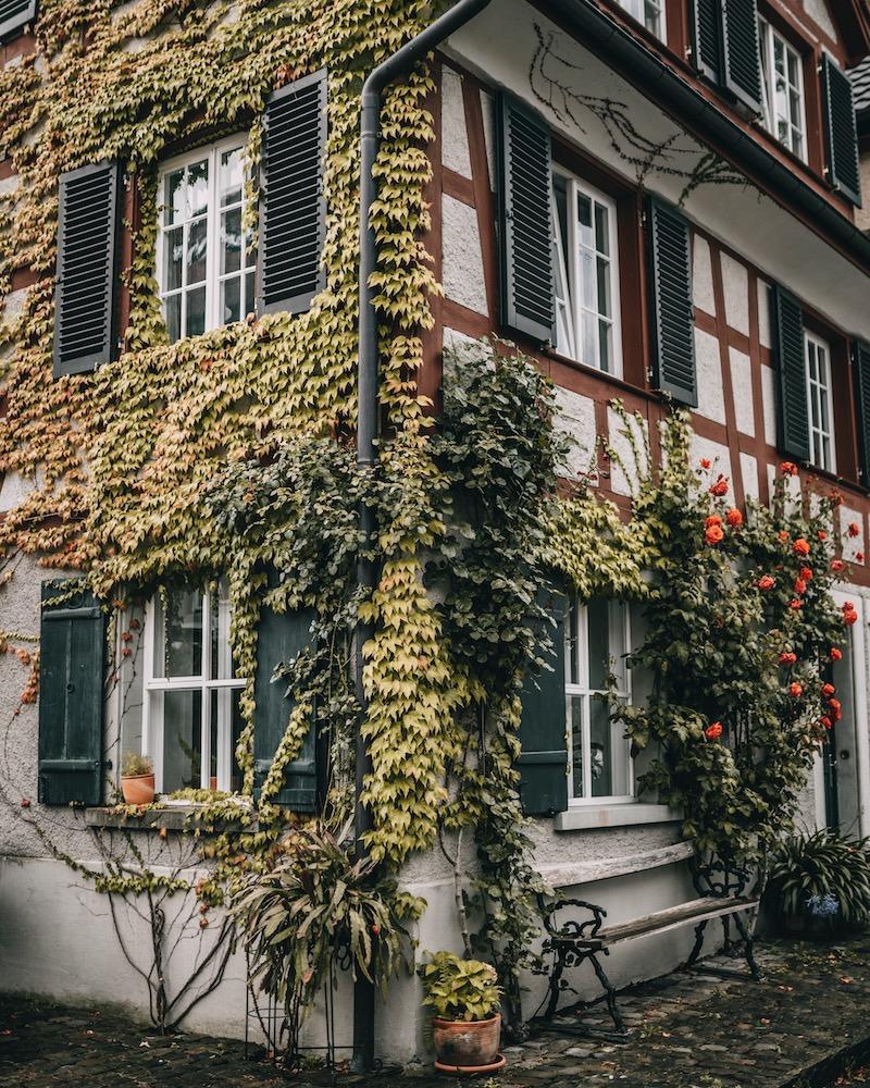 Oberstadt Fachwerkhaus Bregenz