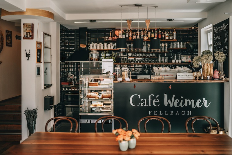 Ausflugsziele Stuttgart Café Weimer Fellbach