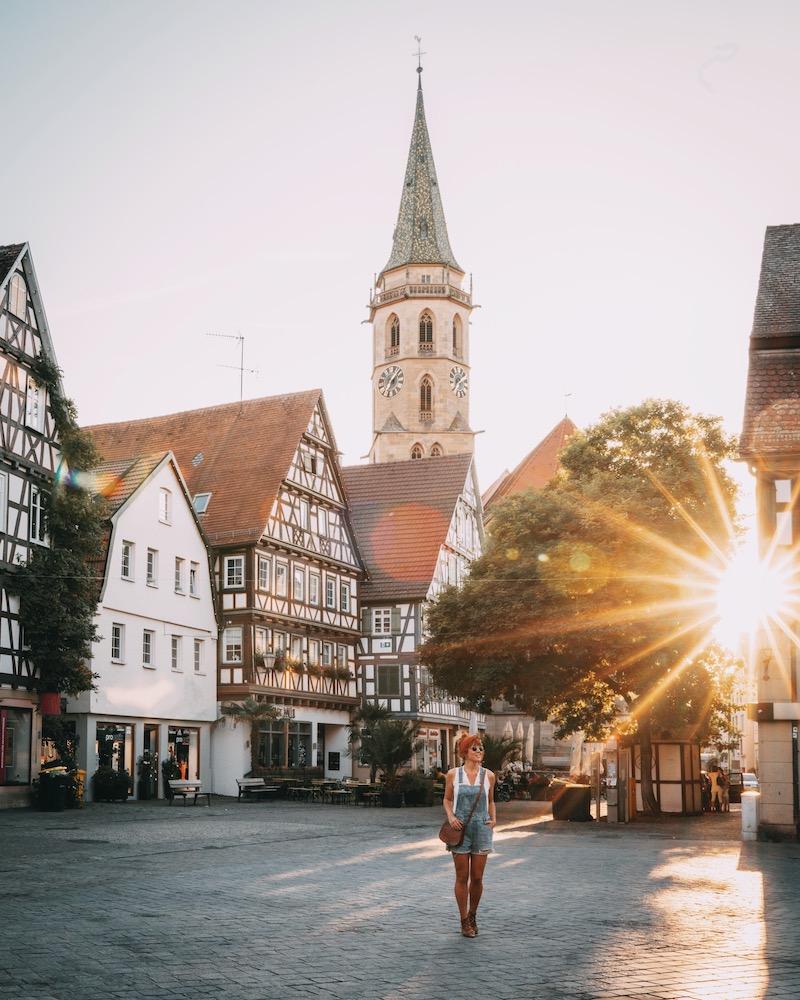 Ausflugsziele Stuttgart Schorndorf