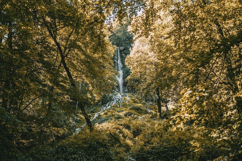 Ausflugsziele Stuttgart Wasserfall Bad Urach