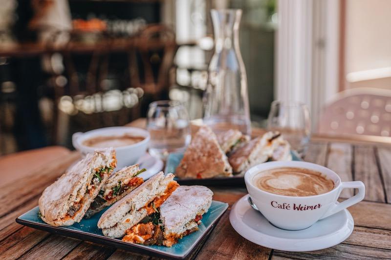 Fellbach Café Weimer
