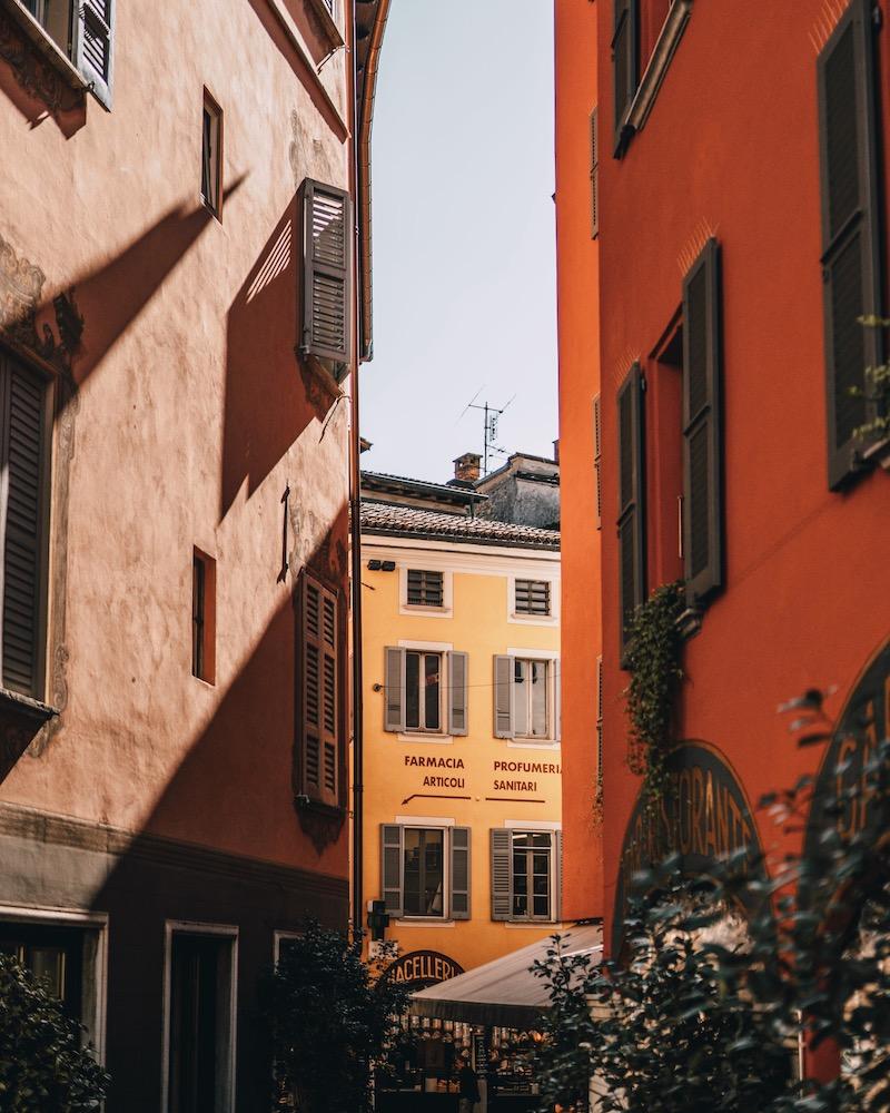 Lugano Altstadt