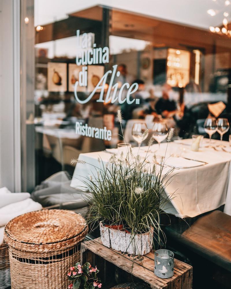 Lugano La Cucina di Alice