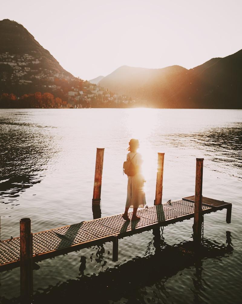 Lugano Luganer See