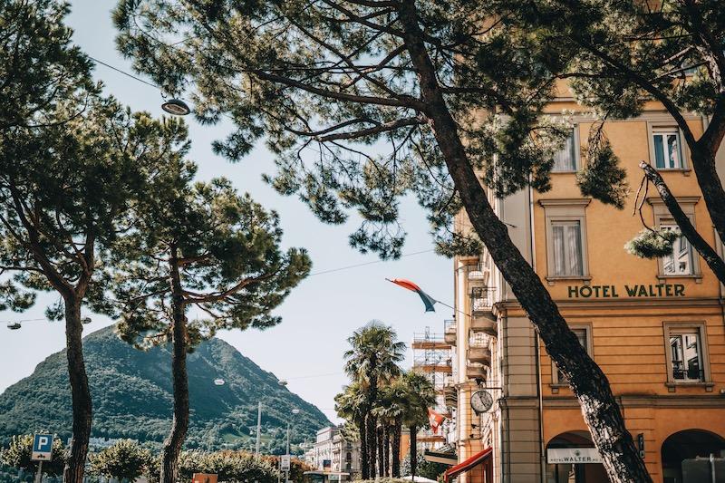 Lugano Promenade