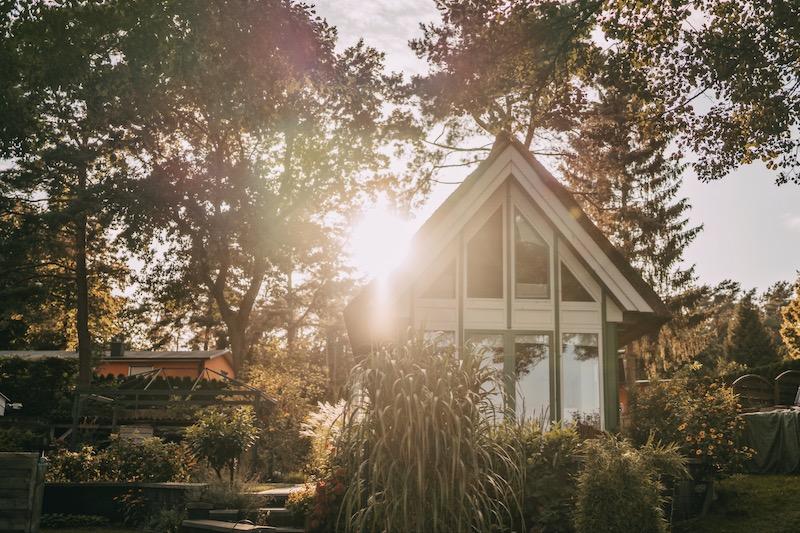Mecklenburgische Seenplatte Haus am See
