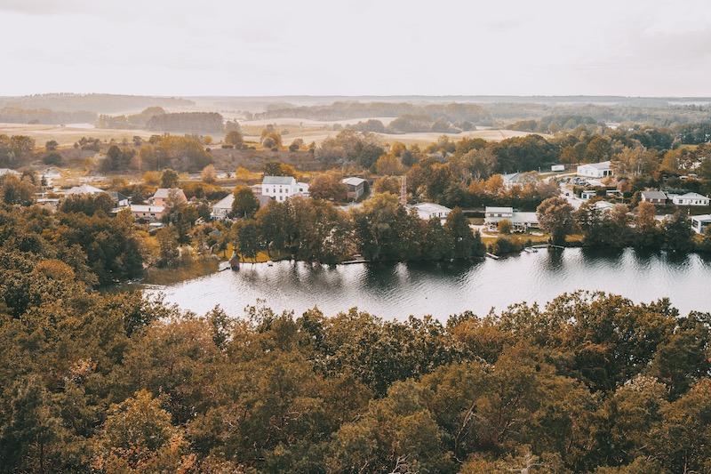 Mecklenburgische Seenplatte Herbst