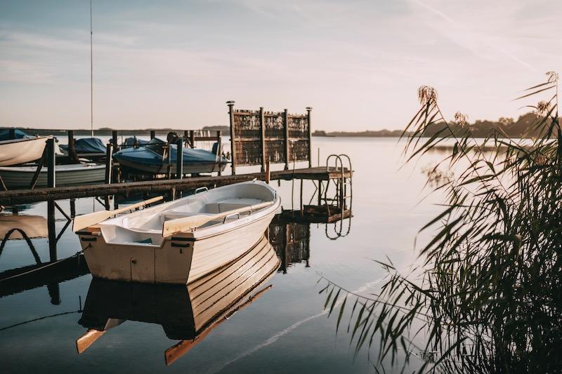 Mecklenburgische Seenplatte Krakower See