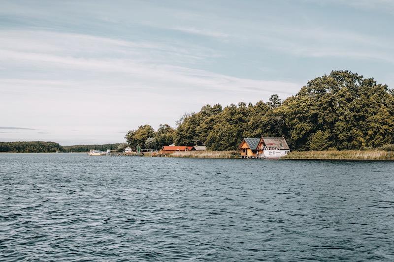 Mecklenburgische Seenplatte Mirower See