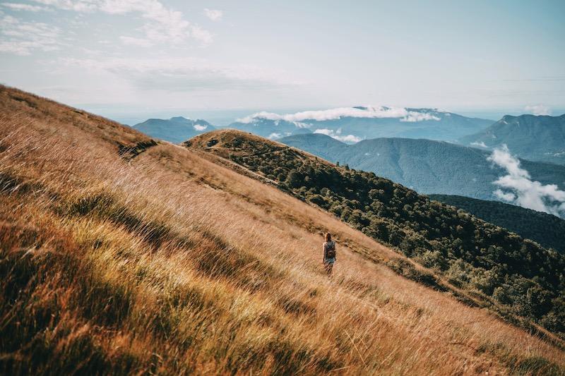 Monte Lema Wanderung