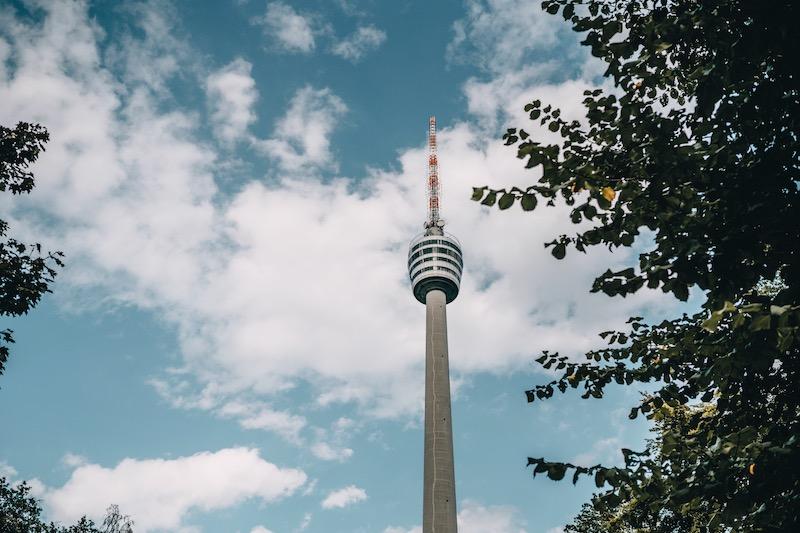 Stuttgarter Fernsehturm Ausflugsziele