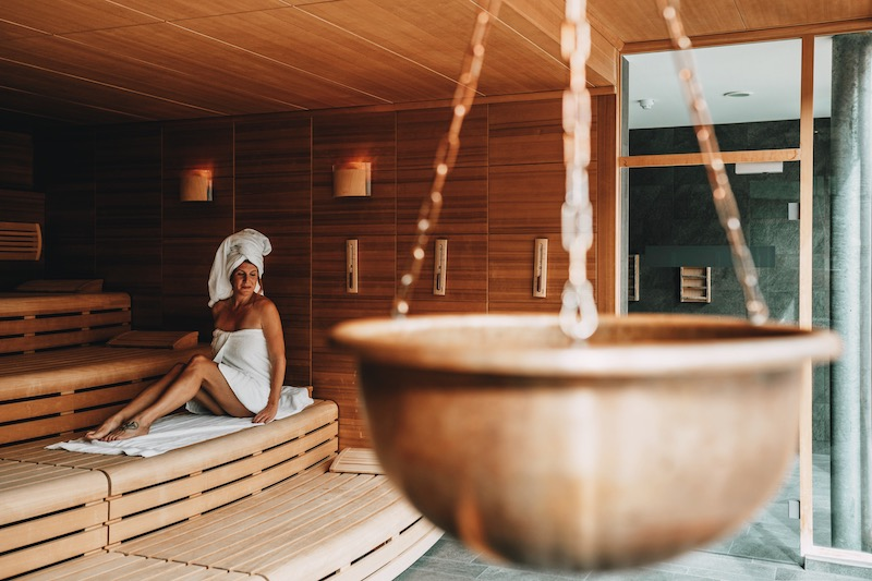 Badewelt Bretten Sauna
