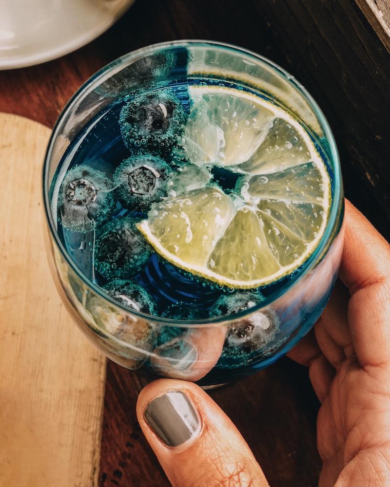 Blautopf Spritz Blaubeuren