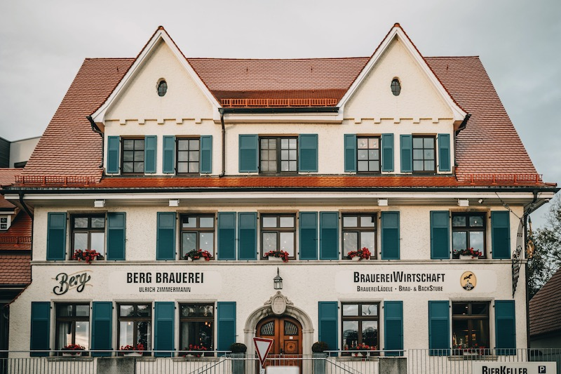 Brauereiwirtschaft Berg Ehingen
