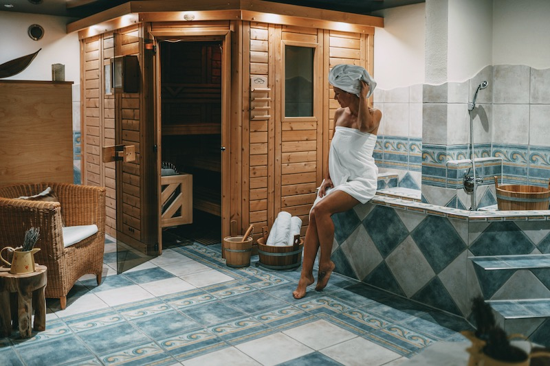 Bretten Hotel Krone Sauna