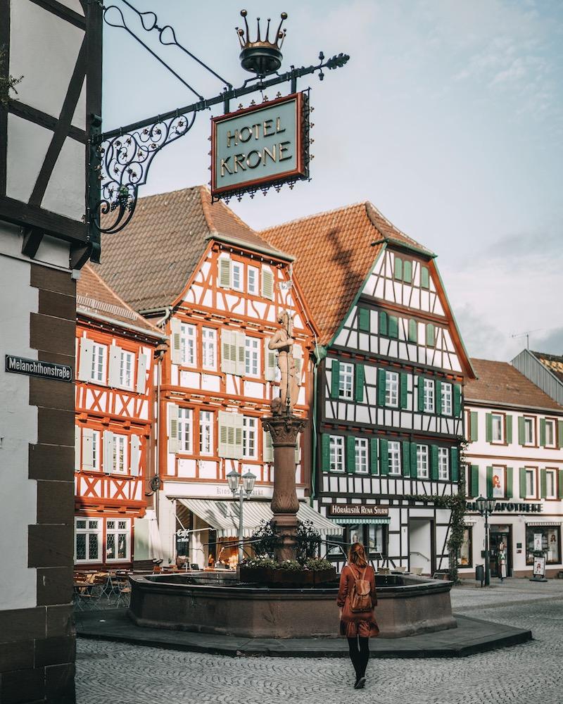 Bretten Marktplatz