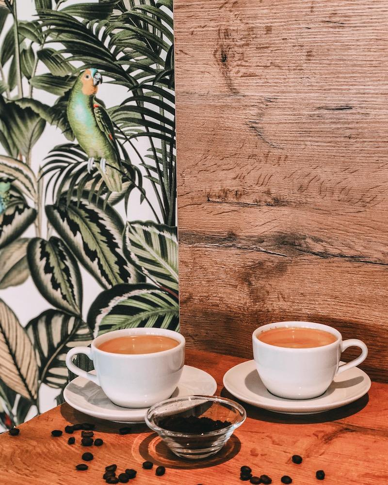 Ehingen Kaffee Tasting