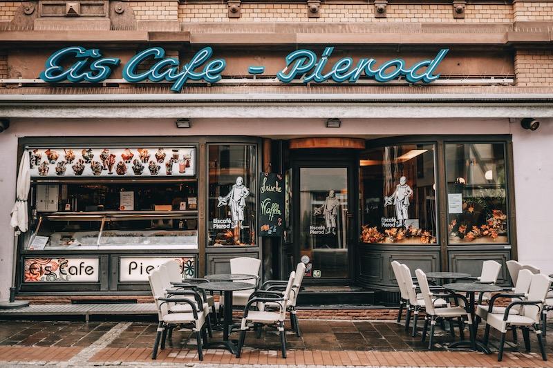 Eiscafe Pierod Bretten